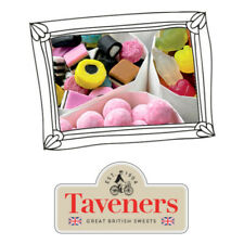 Taveners Retro Sweets Classic Pick 'N Mix Traditional Kids Candy Favourites