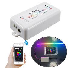 DC5~24V Bluetooth Phone APP LED Controller For WS2811 WS2812B APA102 Strip Light