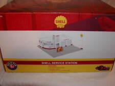 Lionel 6-84496 Shell Service Gas Station Train Accessory O-27 New 2017 MIB P-E-P