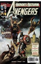 AVENGERS #2 - Volume 3 - Back Issue