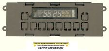 WB27K5195 , WB27K5170 , 191D1001P024 Repair Service for GE Oven Control Board