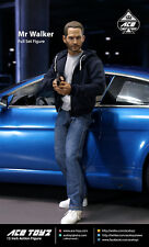 AceToyz 1/6 AT-004 Mr. Walker The Fast & Furious Brian O'Conner Paul Figure New