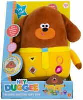 Hey Duggee Talking Soft Toy Brown