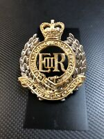 Royal Australian Engineers Hat Badge #army #australia #badges #veterans