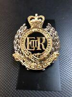 Royal Australian Engineers Hat Badge #army #australia #badges #veterans