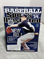 Sports Illustrated March 2014 Masahiro Tanaka New York Yankees