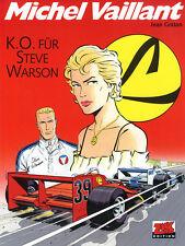 Michel Vaillant 34 K.O. für Steve Warson Rennfahrer COMIC Abenteuer SPEED Epos
