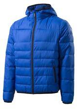 Lotto Men's Jonah II Bomber HD Pad Jacket Size Small Blue Italian Sport Design