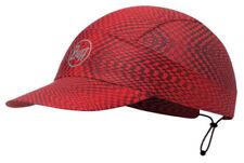 Chapeaux, casquettes et bandeaux rouge Buff pour cycliste Homme
