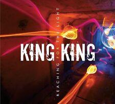KING KING - REACHING FOR THE LIGHT  CD NEUF