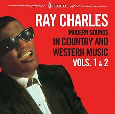 RAY CHARLES - MODERN SOUNDS IN COUNTRY & WESTERN MUSIC