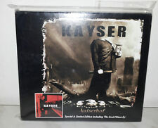 2 CD KAYSER - KAISERHOF - SPECIAL LIMITED EDITION - GOOD CITIZEN EP - NEW