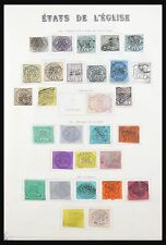 Lot 31182 Collection stamps of Vatican 1852-1971.