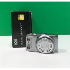 NIKON COOLPIX S9300 16MPX GPS 18X ZOOM
