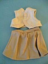 """18 """"doll cute 2 piece outfit for American Girl & all 18"""" dolls"""