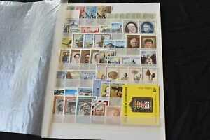 Luxembourg MNH on Stockcard, 99p Start All Pictured