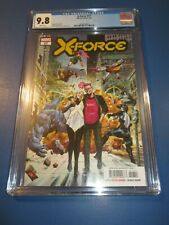 X-Force #17 X-men CGC 9.8 NM/M Gorgeous Gem Wow