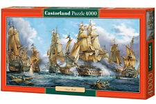 4000 teile Puzzle Naval Battle die Seeschlacht Castorland