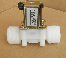 3/4'' PP Normally Closed (N/C) Solenoid Valve Water Diverter Device AC220V