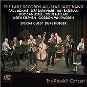 The Rosehill Concert The Lake Records All-Star Jazz Band 2 CD Paul Adams