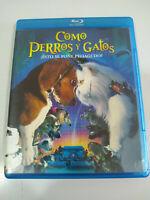 Como Perros y Gatos - Blu-Ray + Extras Español Ingles