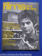 Films & Filming Magazine - Mar '72 - Dirty Harry, Zee & Co, Last Picture Show
