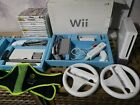 Nintendo Wii with 12 games, 2 controllers & nunchuks, HDMI adapter & more