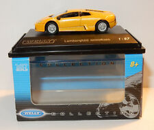 Micro Welly Collection Audi A4 blanche 2008 HO 1/87