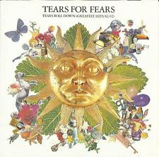 Tears For Fears: [Made in Germany 1992] Tears Roll Down (Greatest Hits 82-92) CD