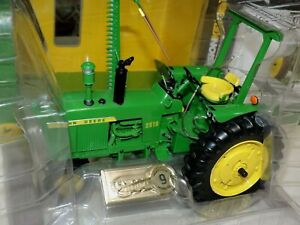 ERTL PRECISION KEY 9 SERIES 2510 TRACTOR WITH 50 MOWER 1/16 SCALE OPENED BOX