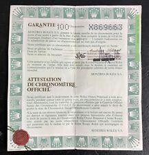 Rolex garanzia certificato X869663 69190 Donna OYSTER PERPETUAL DATE ACCIAIO OEM
