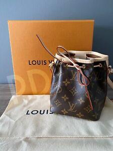 NEW Louis Vuitton Nano Noe Monogram M41346