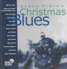 VARIOUS ARTISTS - STONY PLAIN'S CHRISTMAS BLUES NEW CD