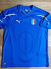 Puma Italia Gli Azzurri National Team Mens Shirt Jersey Soccer Football Italy