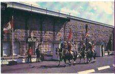 Army Museum HALIFAX CITADEL Nova Scotia CANADA ~ Chrome