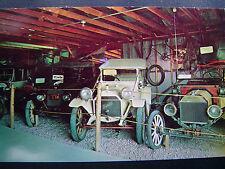 Murdo SD Pioneer Auto Museum Hupmobile-Crow Elkart-Model T Hotrod Postcard 1950s