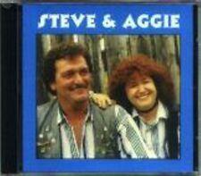 Squeezin' Steve Searle & Aggie  RARE Original Canadian Newfie Accordion CD (New)