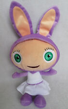 "14"" Mattel  Waybaloo Childs Soft Lilac Plush Toy Excellent Fisher-Price"