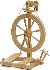 Kromski Sonata Clear Spinning Wheel With Bag FREE Ship Special Bonus
