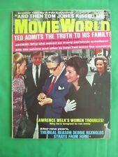 Movie World magazine - March 1970