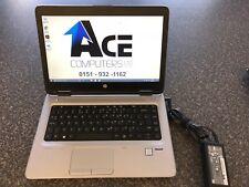 "Hp Probook 640 G2 14"" Laptop i5-6200 8GB 250SSD Win 10 Pro , 12mth Wty & Vat inc"
