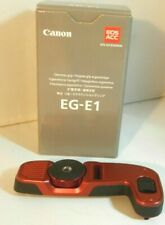 Canon Extension Grip EG-E1 Red 3485C001  #MAP-RCC001