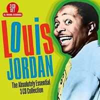 Louis Jordan - The Absolutely Essential Collection [CD]