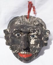 Guatemalan Black Man W/ Big Nose Mask