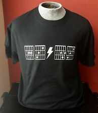 Ac/Dc Guitar Chords T-Shirt Size Xl and all other sizes