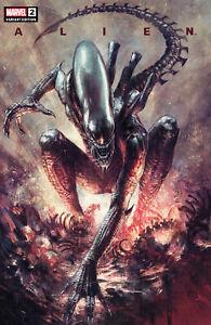 ALIEN #2 (MARCO MASTRAZZO EXCLUSIVE TRADE DRESS VARIANT)(2021) COMIC ~ Marvel
