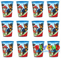 Paw Patrol High Quality Reusable Birthday Party Plastic Cups