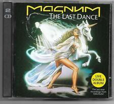 "MAGNUM ""The Last Dance"" Germany LIVE 2-CD 1996 SPV"