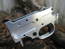 NEW Ruger 10/22 CNC billet match TARGET TRIGGER group in SILVER!   2.5lb pull!!