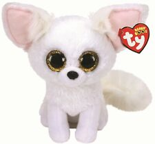 Ty Beanie Boos 36225 Phoenix the White Fox Boo Regular
